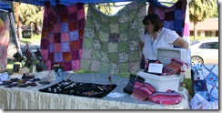 me and my stall