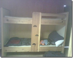 Will bottom bunk